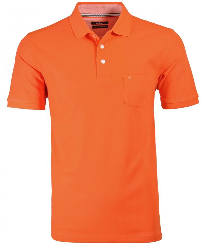 Poloshirt Rot Orange-584 | S