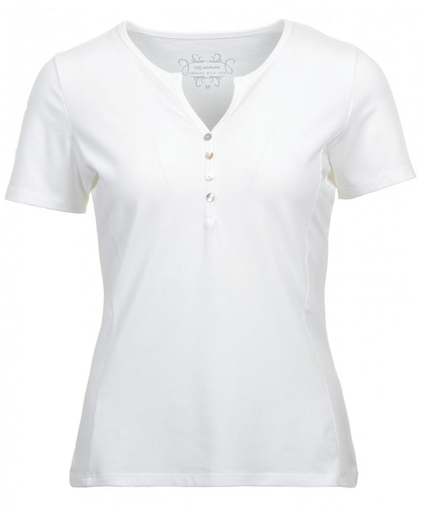 RAGWOMAN T-Shirt Weiss-006 | XS