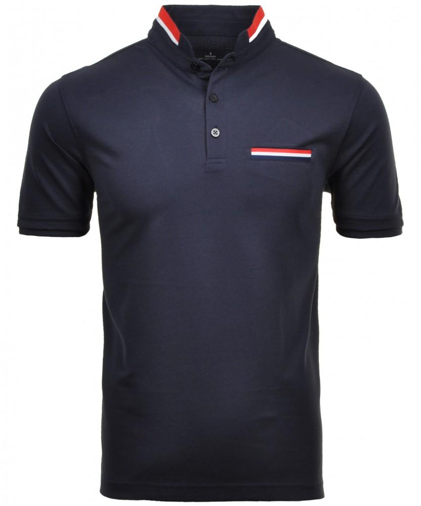 RAGMAN Poloshirt Piqué Marine-070 | L