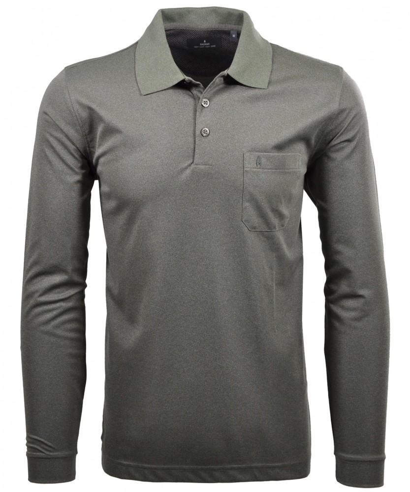 Poloshirt Fineliner Sandgrün-139 | S
