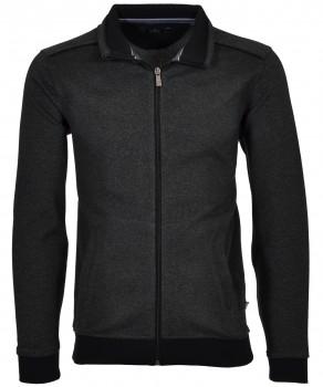 RAGMAN Sweat-Cardigan with zip