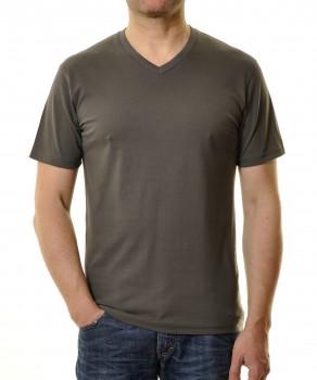 T-Shirt LONG & TALL mit V-Ausschnitt