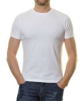 83e9faed3561 RAGMAN   Onlineshop   T-Shirt rundhals, einfarbig modern fit ...
