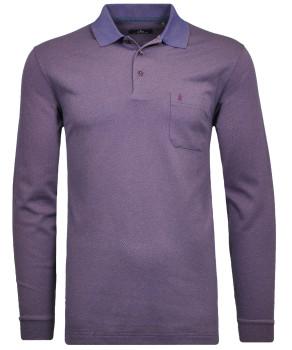 Poloshirt longsleeve