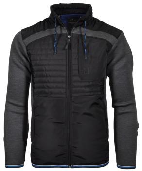 RAGMAN Jacke mit Stehkragen und Zip