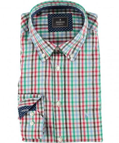 RAGMAN woven shirt