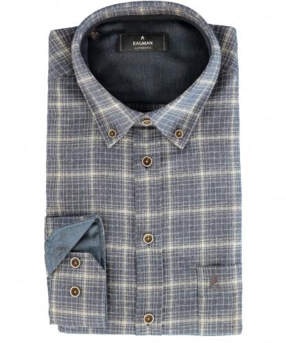 Checked RAGMAN Shirt