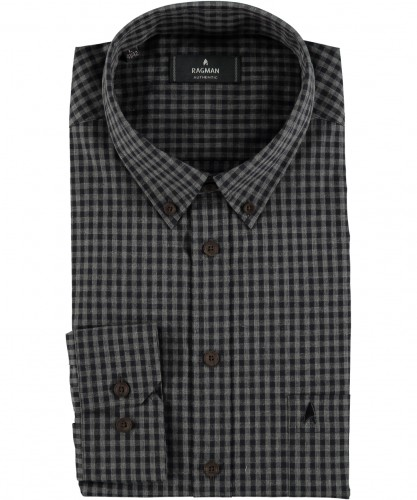 Checked RAGMAN Shirt