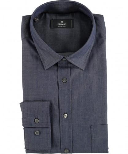 Mottled shirt