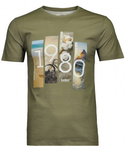 T-Shirt 1980 BioRe Cotton