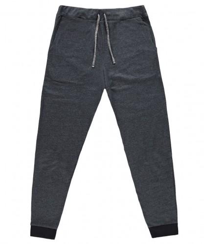 Sweat-Hose lang BioRe-Baumwolle
