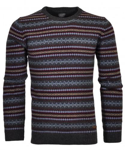 RAGMAN Strick-Pullover Jacquard