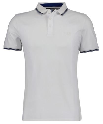 Uni-Poloshirt mit Tipping
