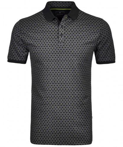 RAGMAN Poloshirt alloverprint