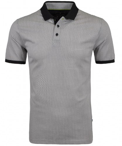 RAGMAN Poloshirt alloverprint