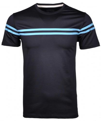 "RAGMAN T-Shirt mit Print, ""keep dry"" Dunkelblau-711"