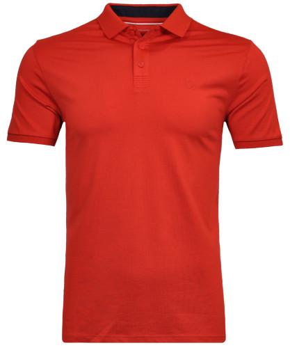 """RAGMAN Polo-Shirt uni """"keep dry"""""""