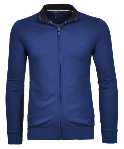 RAGMAN Sweat-Cardigan mit Zip