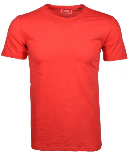 RAGMAN T-Shirt with flame optic Red-640