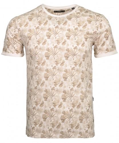 T-Shirt with alloverprint