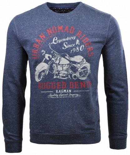 "Sweatshirt ""Legendary Nomad"""
