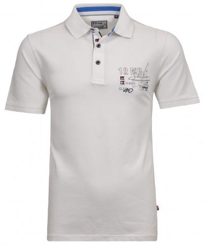 Poloshirt mit Application