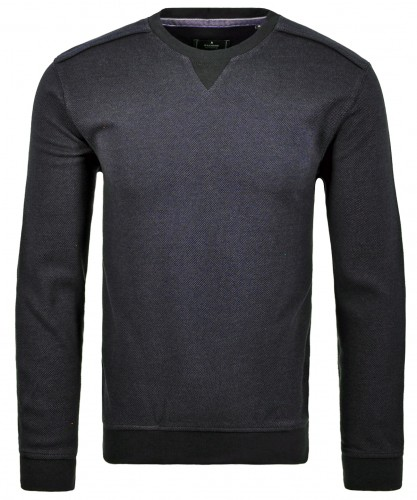 RAGMAN Sweatshirt with roundneck