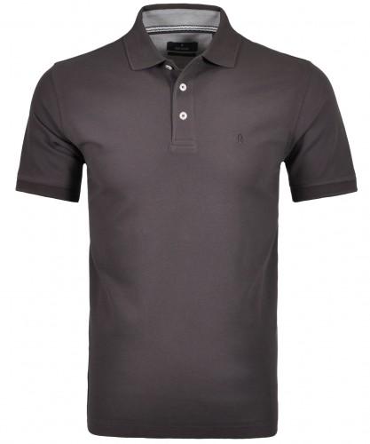 Poloshirt Schiefer-028