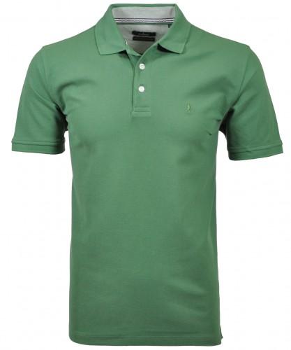 Poloshirt Grasgrün-370