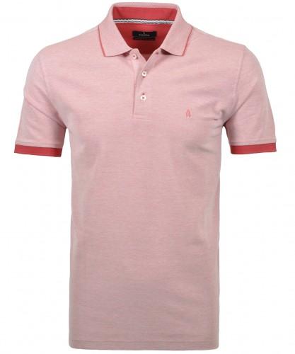 Poloshirt ohne Brusttasche Koralle-606