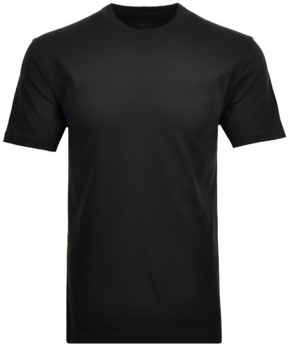 RAGMAN Doppelpack - 2 T-Shirts LONG & TALL mit Rundhal-Ausschnitt