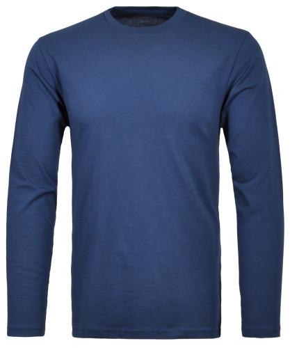 RAGMAN Langarm-Shirt Rundhals