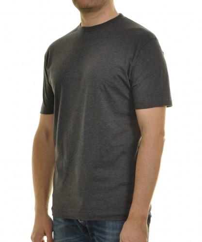 T-Shirt Singlepack Anthrazit-019