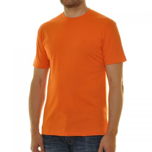 T-Shirt Singlepack Orange-054