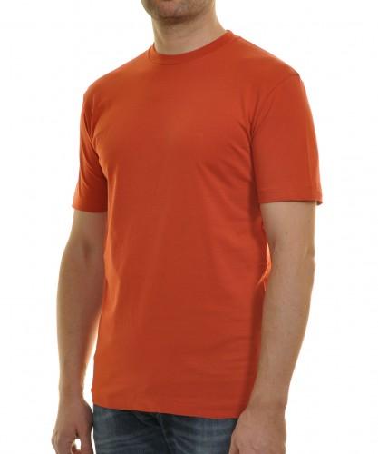 T-Shirt Singlepack Terrakotta-058