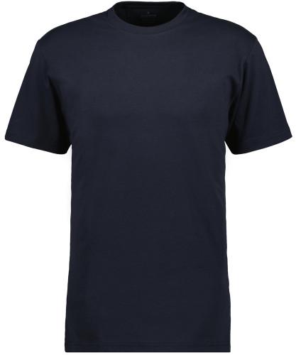 RAGMAN T-Shirt rundhals Singlepack Marine-070