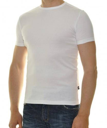 T-Shirt rund 1x1 Rippe