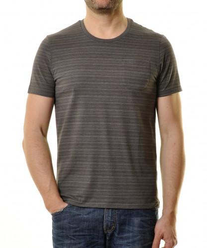 T-Shirt Singlepack Schiefer-028