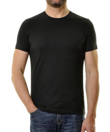 T-Shirt Bodyfit mit Rundhals