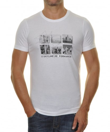 "RAGMAN T-Shirt ""Skyline"""