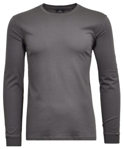 Jersey-Shirt Rundhals