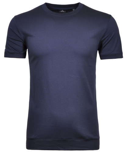 RAGMAN T-Shirt round neck with cuffs