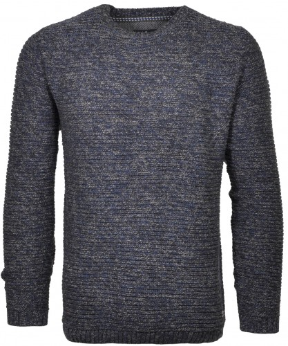 RAGMAN Strick-Pullover Rundhals