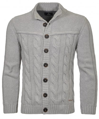 RAGMAN knitted Cardigan with buttons
