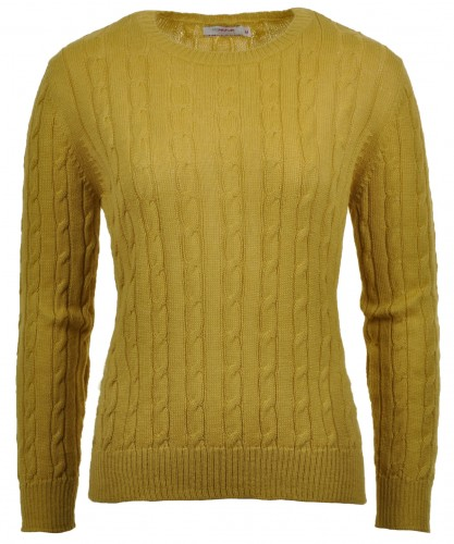 RAGWOMAN sweater with roundneck