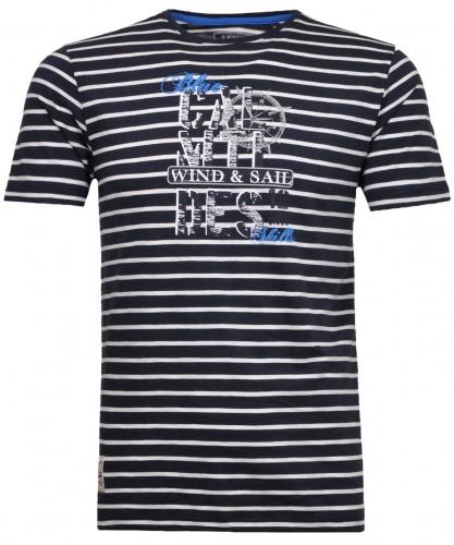 T-Shirt Dunkelblau-711