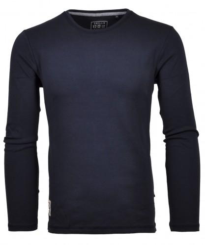 dd4c3f88fea845 RAGMAN Langarm-Shirt Rundhals