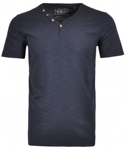 RAGMAN Henley-T-Shirt
