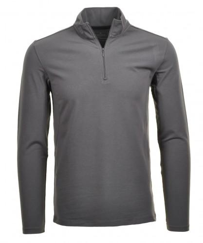 Stehkragen-Shirt, Body fit