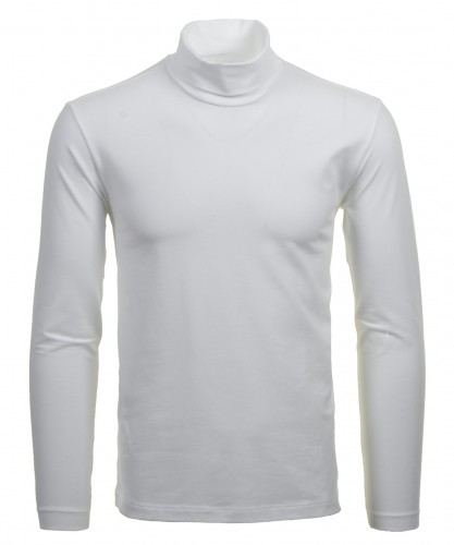 RAGMAN Rollkragen Shirt, Body Fit